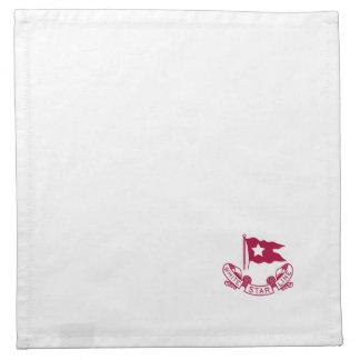 White Star Line logo Napkin