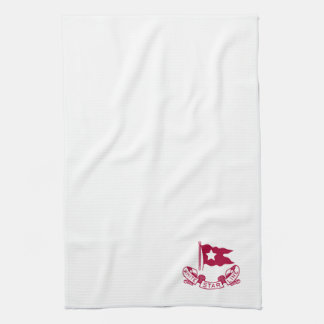 White Star Line logo Tea Towel