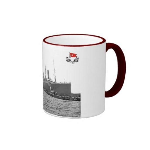 White Star Liners Mugs