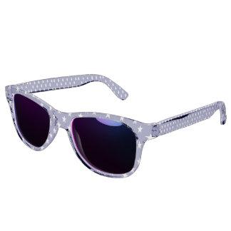 White Stars Sunglasses