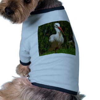 White Stork Doggie Tee