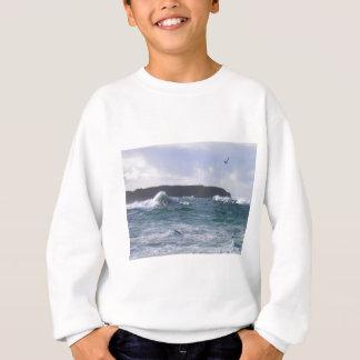 White Strand Beach, Ireland Sweatshirt