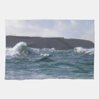 White Strand Beach, Ireland Towels