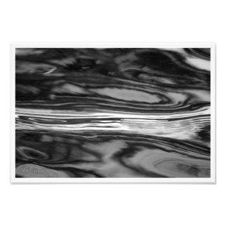 White Stripe Photographic Print