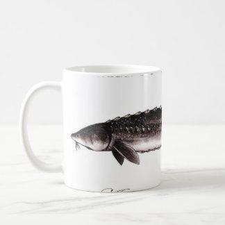White Sturgeon Titled items Basic White Mug