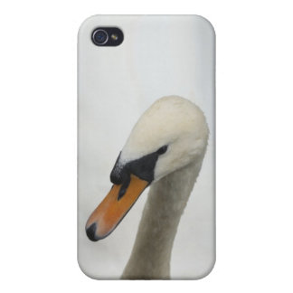 White Swan Case For The iPhone 4