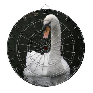 White Swan Dart Board
