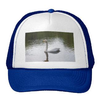 White Swan Trucker Hats