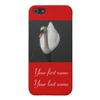 White Swan Iphone4 Case