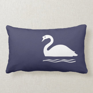 White Swan Lumbar Cushion
