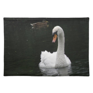 White Swan Placemat