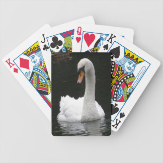 White Swan Playing Cards