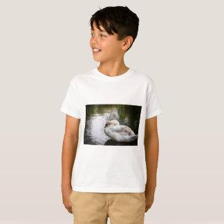 White swan T-Shirt