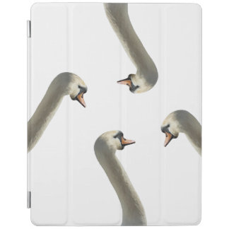 White Swans iPad Smart Cover iPad Cover