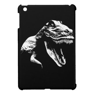 White T Rex Cover For The iPad Mini