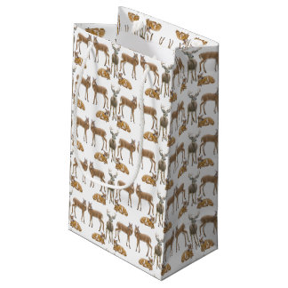 White Tailed Deer Family Gift Bag
