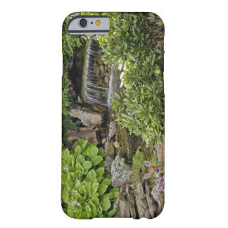 White-tailed deer fawn hiding in backyard barely there iPhone 6 case