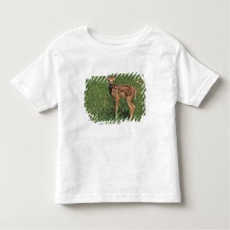 White-tailed deer fawn toddler T-Shirt