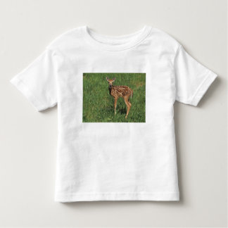 White-tailed deer fawn toddler T-Shirt