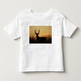 white-tailed deer (Odocoileus virginianus) male Toddler T-Shirt