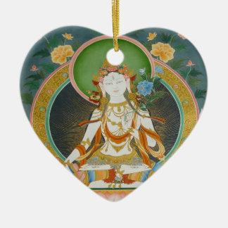 White Tara Ornament