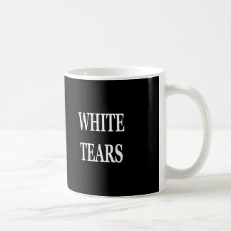 White Tears Coffee Mug