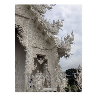 White Temple Postcard