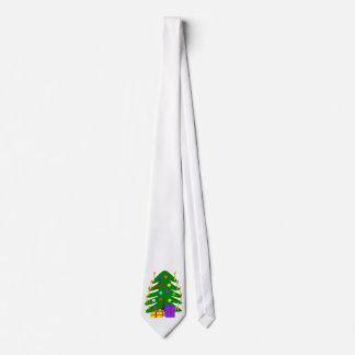 White Tie W/Pine Tree