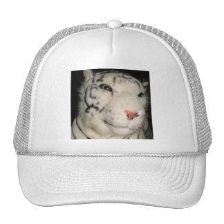 White Tiger 1  Hat