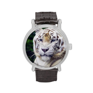 White Tiger 1 Watch & Numeral Options