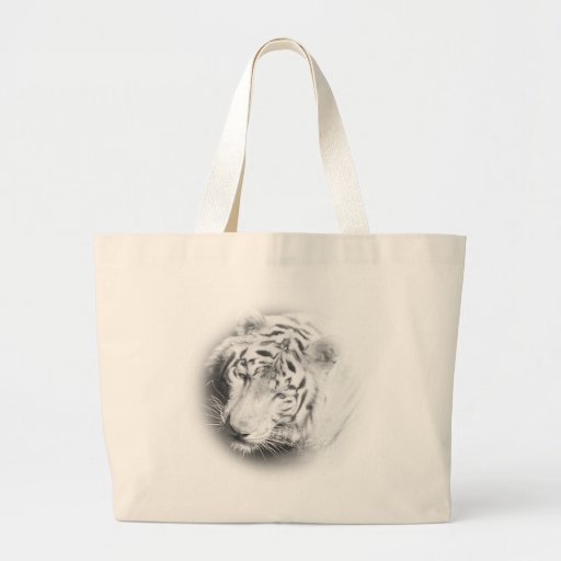 White Tiger Bag