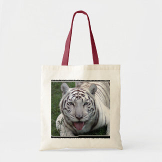 White Tiger Bag