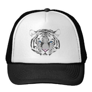 White Tiger Cap