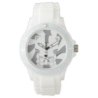White Tiger Cub Sporty Watch