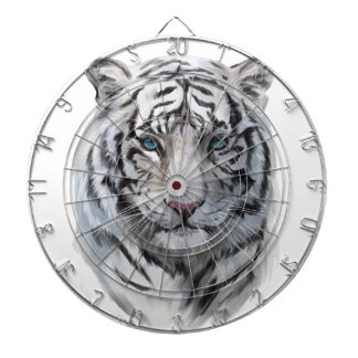 White Tiger Dartboard