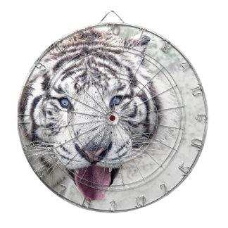 White Tiger Dartboard