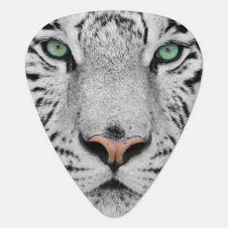 White Tiger Guitar Pick