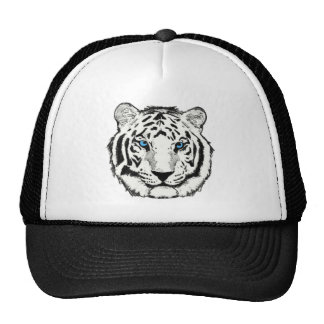 White Tiger hat