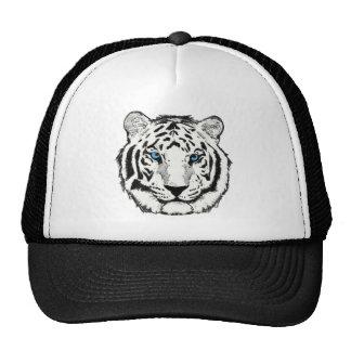 White Tiger hat