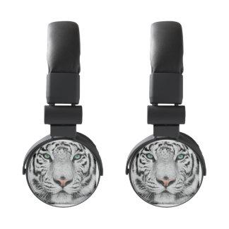White Tiger Headphones