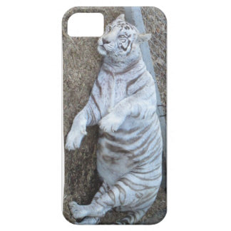 White Tiger iPhone 5/5S Case