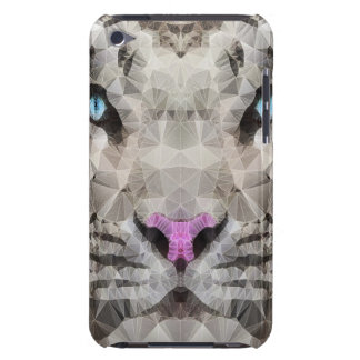 white tiger iPod touch case