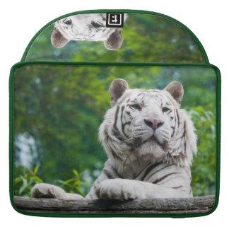 White Tiger MacBook sleeves MacBook Pro Sleeves