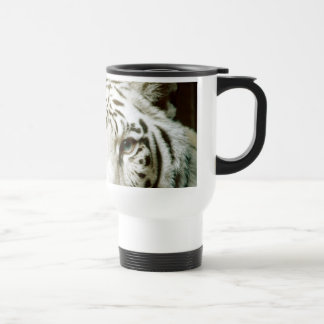 White Tiger Coffee Mugs