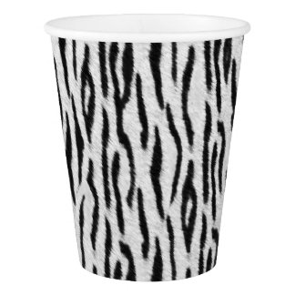 White Tiger Paper Cup