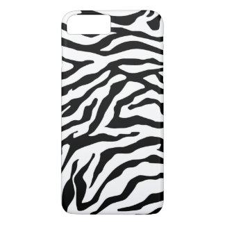 White Tiger Stripes iPhone 8 Plus/7 Plus Case