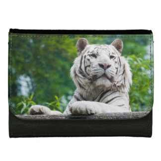 White Tiger wallets