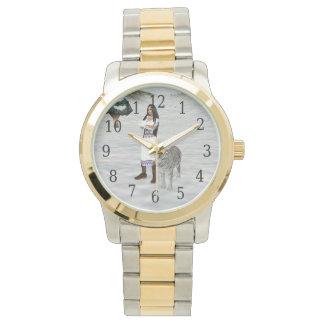 White Tiger Watch