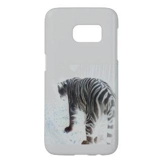 White Tiger wild animal