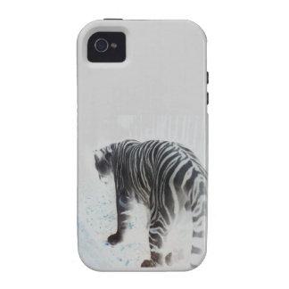 White Tiger wild animal Vibe iPhone 4 Case